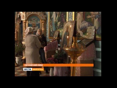 Церкви в спб калининского района