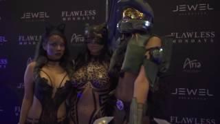 JEWEL Nightclub Halloween  recap