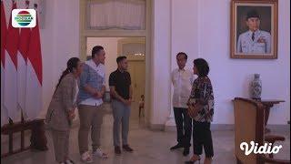 Download Video #DangdutanBarengPresiden: Soimah, Ramzi, Gilang Kepergok Pak Jokowi & Ibu Iriana di Istana Bogor 1/5 MP3 3GP MP4