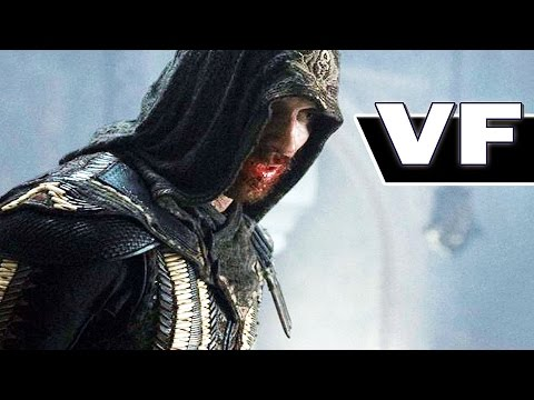 ASSASSIN'S CREED Bande Annonce VF # 2 (Film - 2016)