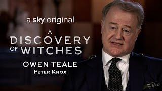 Owen Teale parle de Peter Knox | Saison 1