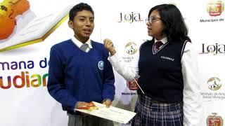 Episodio Especial: Semana del Estudiante-Concurso de Libro leído