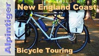 Bicycle Touring USA, New England Coast - Part 1