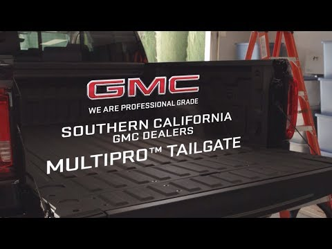 Southern California Dealers - Sierra Tailgate