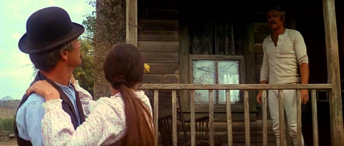 Butch Cassidy & the Sundance Kid Trailer