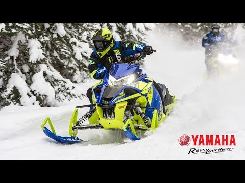 2019 Yamaha Sidewinder L-TX LE in Tamworth, New Hampshire - Video 1