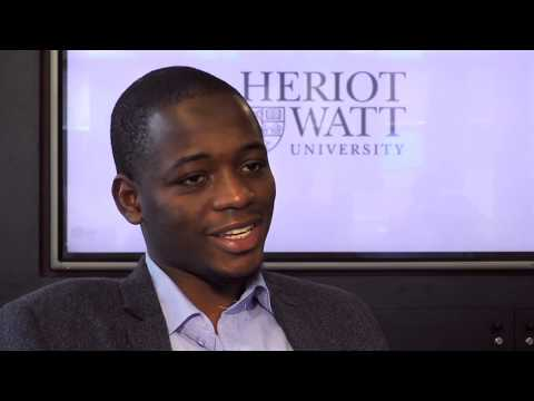 Heriot-Watt University video