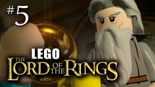 "Lego Lord of the Rings Playthrough w/ Kootra Part 5 ""Arwen"""