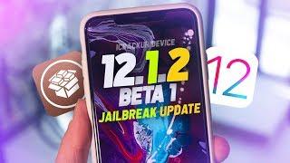 iOS 12.1.2 Jailbreak WARNING: iOS 12.1.1 Jailbreak iOS 12 Patches & More!