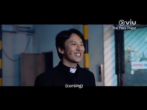 The Fiery Priest 열혈사제 Trailer | Watch with subs 12h after Korea!