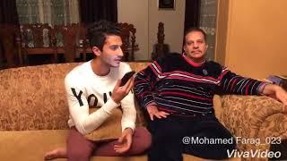 محمد فرج _ برجر بالقشطه و العسل يا عسل _ mohamed farag