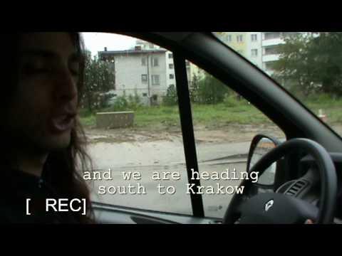 Edgend  - European tour with Evergrey 2010 - part 1 - Warsaw