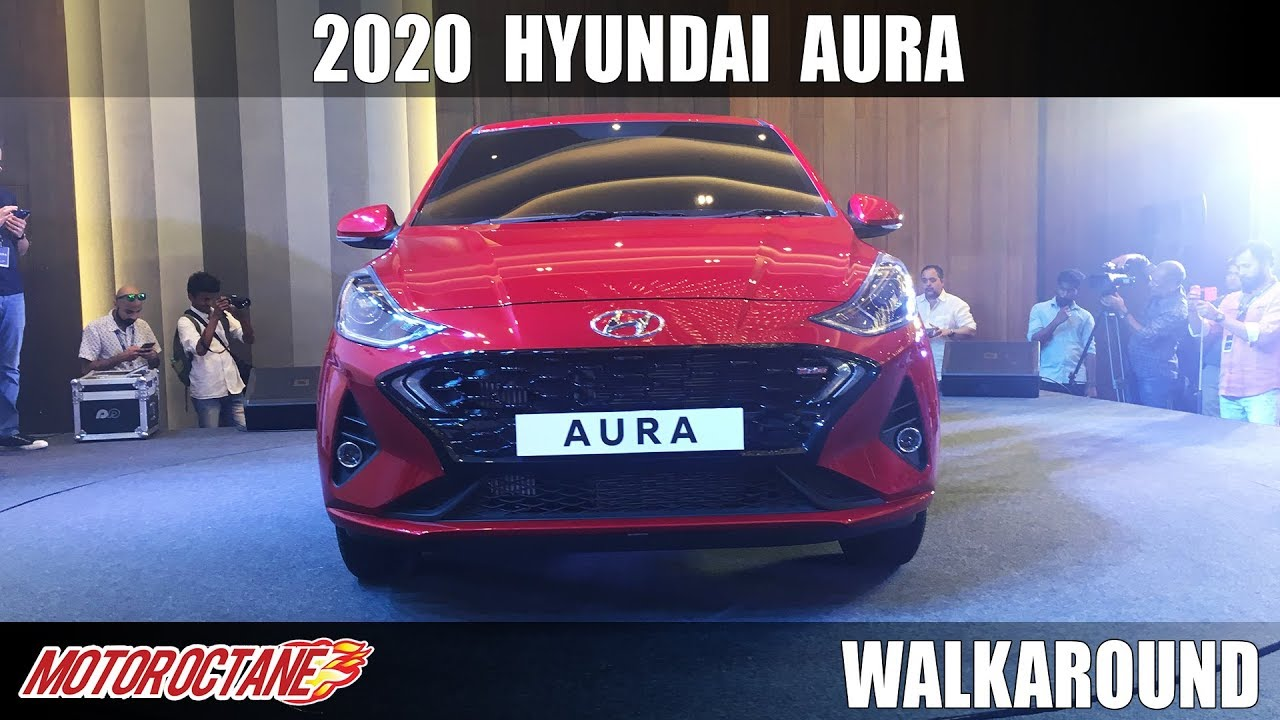 Motoroctane Youtube Video - Hyundai Aura Walkaround | Hindi | MotorOctane