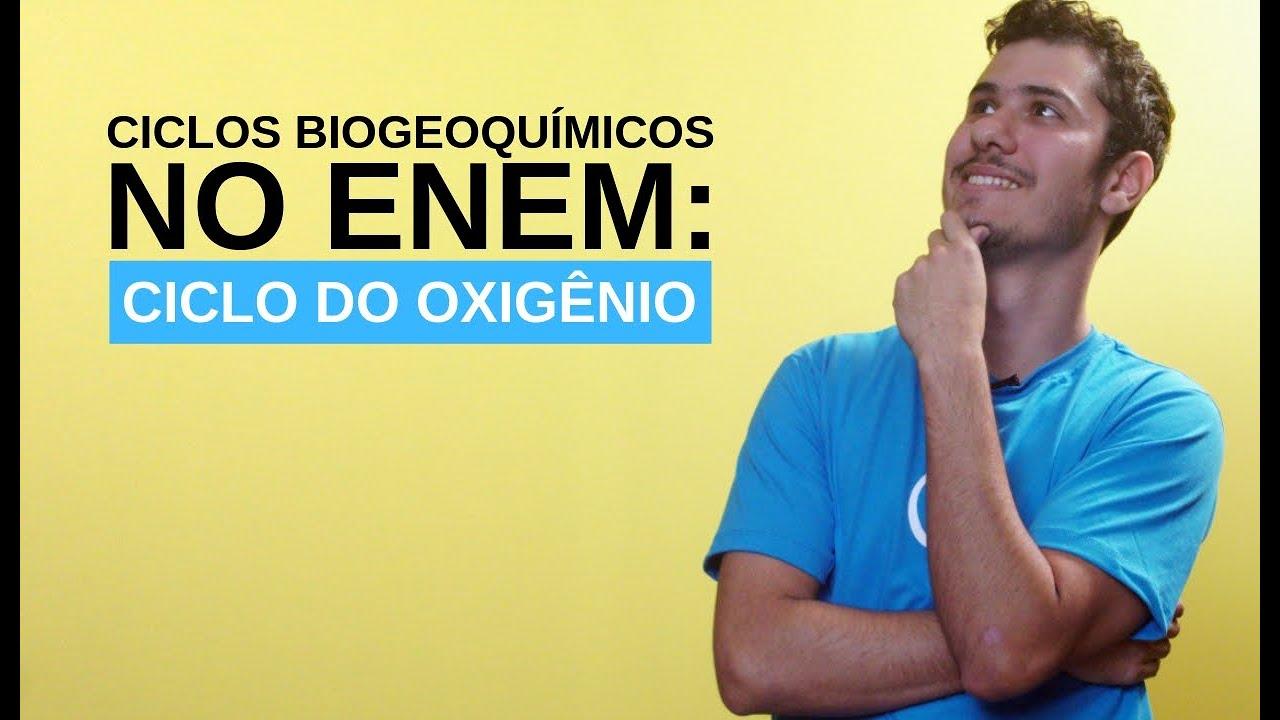 Ciclos Biogeoquímicos no Enem: Ciclo do Oxigênio