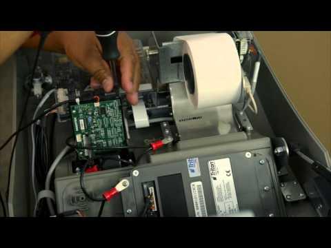 Triton RL1600 EMV Installation
