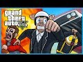 GTA 5 Online Funny Moments! - Deathrun Miserable Moments! (Frustrating Custom Jobs!)