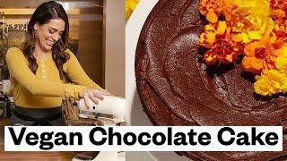 Vegan Chocolate Cake (Gluten-Free)  | Thrive Market