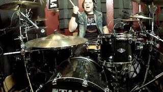 Def Leppard - Foolin - Drum Cover