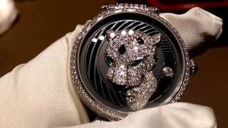 卡地亞Panthère Joueuse美洲豹腕錶