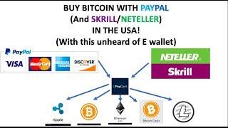 Wo kaufen Sie Crypto mit Skrill?
