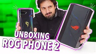 ROG PHONE 2: UNBOXING!