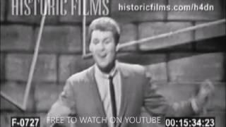 DONNIE BROOKS - IF I NEVER GET TO LOVE YOU (RARE CLIP 1965)