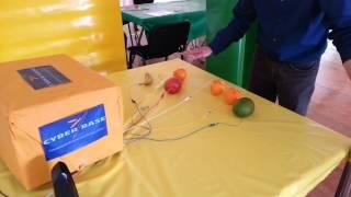 Expérimentation musicale avec fruits