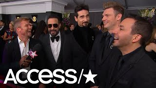 Backstreet Boys Tell The Hilarious Story Of The Time They Were Confused For Blackstreet | Access