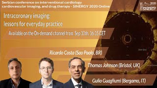 SINERGY 2020 – Intracoronary imaging: Why should we routinely use intracoronary imaging in 2020