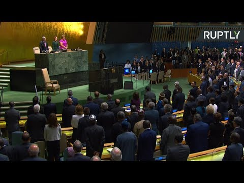 LIVE: The 73rd United Nations General Assembly