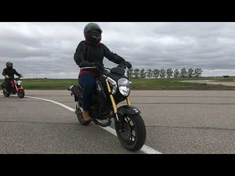 Learn to Ride a Motorcycle - YouTube