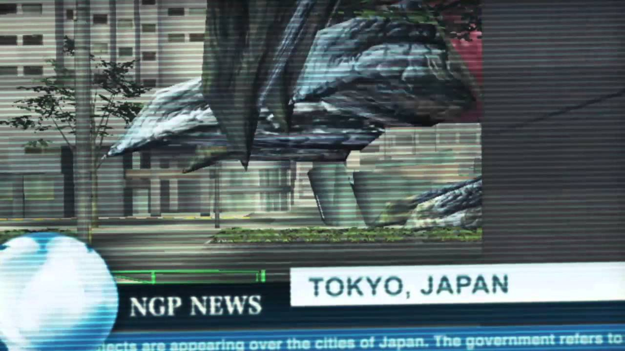 Earth Defense Force Has All The Giant Bugs The PS Vita Can Handle