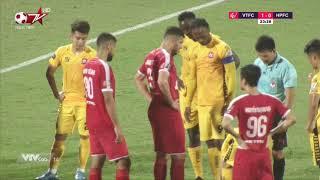 5 phút trọng tài rút 2 thẻ đỏ - Bộ phim hành động bom tấn vòng 11 V-League 2019   NEXT SPORTS