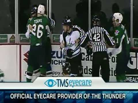 Aaron Boogaard vs. Mike Towns