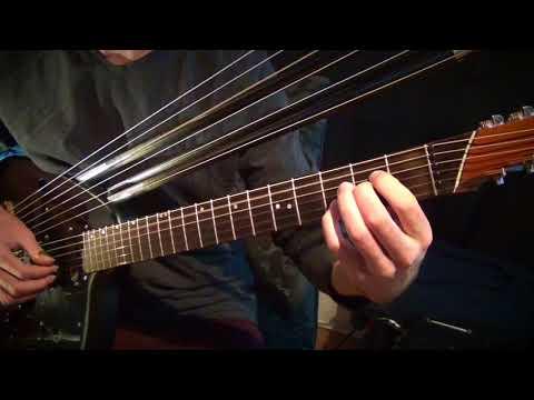 , title : 'Teardrop - Massive Attack - Harp Guitar (Loop) Cover - Jamie Dupuis'