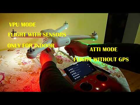 STEP BY STEP HOW TO SETUP APP XIAOMI MI 4K DRONE