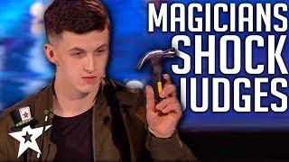 Teen Magicians Stun Simon Cowell on BGT 2019 | Magicians Got Talent