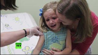 В США не утихают споры о возможности влияния вакцин на развитие аутизма у детей