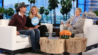 Never Have I Ever with Tim McGraw & Faith Hill