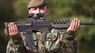 Британская штурмовая винтовка SA-80