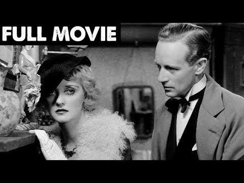 OF HUMAN BONDAGE // Full Drama Movie // Bette Davis, Leslie Howard & Frances Dee // EN // HD // 720p