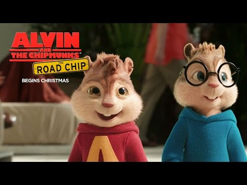 Alvin and the Chipmunks: The Road Chip (Chip Advisor 'Security Line')