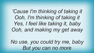 Tampa Red - Taking It And Make My Get Away Lyrics