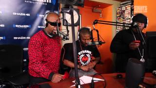 Friday Fire Cypher: Tech N9ne, Krizz Kaliko and Strange Music's Newest Artist, MURS, Freestyle
