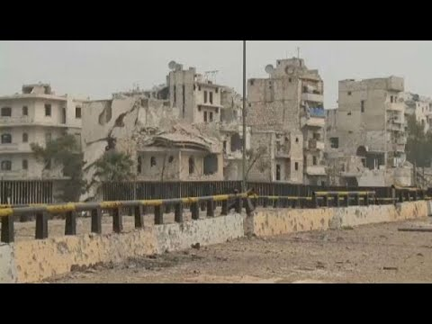 Η ζωή στο μεταπολεμικό Χαλέπι