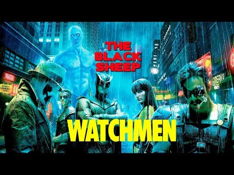 Watchmen - The Black Sheep