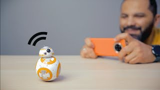 روبوت ذكي لكن مجنون جداً ! | BB-8 !