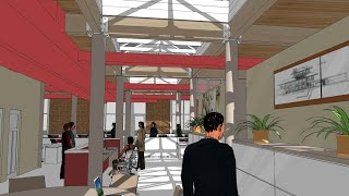 SketchUp: Good Modeling Practices and Techniques