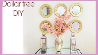 DOLLAR TREE DIY /IDEAS PARA RECIBIDORES /DOLLAR TREE DIY HOME DECOR