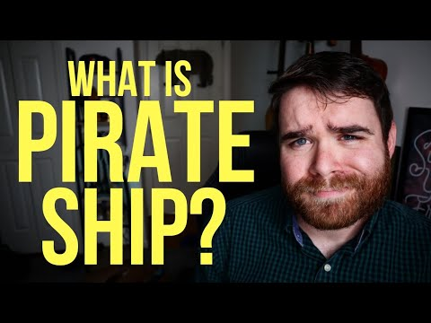 Download How To Use Pirate Ship To Save $$$ On Shipping Costs! Mp4 HD Video and MP3